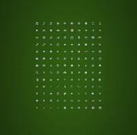Mikael Eidenberg · Vector Glyph Set