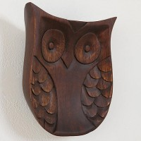 WoodenOwlWallHanging2.jpg 480×480 pixels