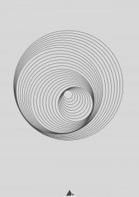 DELTA — Optical Print III (60x80cm)