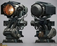 Killzone Floodlight - Polycount Forum
