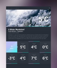 Weather Dashboard // Global Outlook UI/UX on