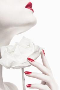 Revlon ColorStay Nail Enamel Campaign - Sølve Sundsbø on