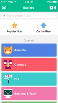 lovely ui (icons on Vine)