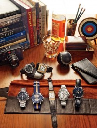 The Best Watches for Men : Condé Nast Traveler