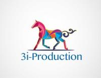 3i logo, branding on