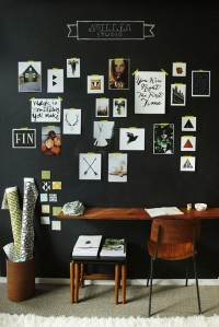 How to Create an Office Art Gallery - The Interior Collective