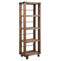 Kirkwood Bookcase - Zuo Era on Joss & Main