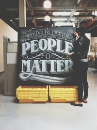 People Matter by Drew Melton | Inspiration DE