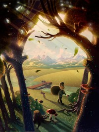 Illustrations by Aaron Campbell | Inspiration DE