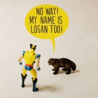 """""""Wolverine"""" - A Giclée Print by Aled Lewis"""