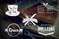 15 Free Vintage Logo Templates
