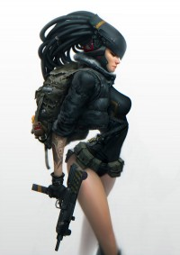 Painting Sci-Fi Girls by Clonerh Kimura - 3DTotal Forums