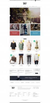 Ves Fashion Responsive Magento Theme | Inspiration DE