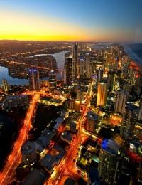 Surfers Paradise (Australia) by dazstudios | Inspiration DE