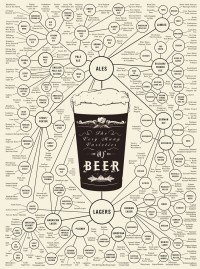 Infographic of the Day: Your Complete Guide to Beer | Co.Design | business + design | Inspiration DE