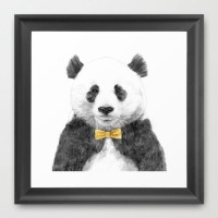Zhu II Framed Art Print by Jamie Mitchell | Society6
