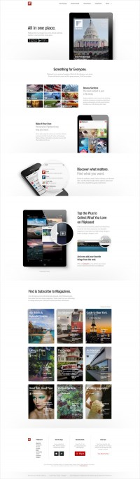 Digital / Flipboard Brand Experience Shawn Petersen Creative Director, — Designspiration
