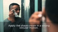 How to Shave with Bevel - YouTube