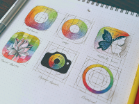 Icon Sketch | Inspiration DE