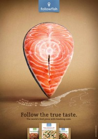 followfish: Salmon | Ads of the World™