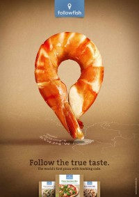 followfish: Shrimp | Ads of the World™