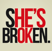 "Designspiration — Never sure who is the one that's ""broken"""