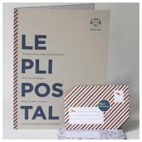 Papier tigre Pli postal 18 lettres-enveloppes
