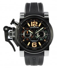 GRAHAM CHRONOFIGHTER OVERSIZE NIGHT RANGER AUTO 48HR POWER RES 20VAV.B13A.K10B - GRAHAM