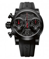 GRAHAM SWORDFISH BOOSTER CHRONO 48HR PWR RES WR 100M 48MM 2SWBB.R36L.K58N - GRAHAM
