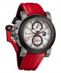 GRAHAM CHRONOFIGHTER OVERSIZE 'REFEREE' AUTO LIMITED ED WR30M 2OVKK.S07A.K70T - GRAHAM