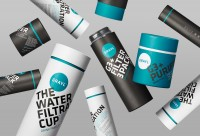 GRAYL Water Filtration Cup — The Dieline