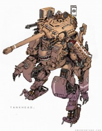 Nuthin' But Mech Site B: Introduction - Emerson Tung