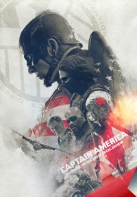 Captain America: The Winter Soldier' Tribute Poster | Inspiration DE