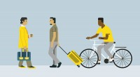 Western Union - UEFA Cup advert animation on