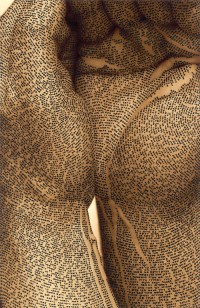 Body Scripture par Ronit Bigal