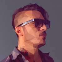 Adobe Illustrator & Photoshop tutorial: Create a low-poly portrait – Digital Arts | Inspiration DE