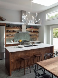San Francisco Remodel - contemporary - kitchen - san francisco - by Hart Wright Architects, AIA