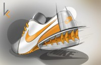 Shoe Design by Kevin Clarridge at Coroflot.com
