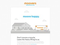 Moovers Newsletter by Jonathan Howell