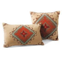 Ari Throw Pillow - Grandin Road