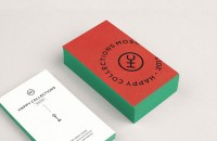 Graphic Design and Branding for Happy Collections