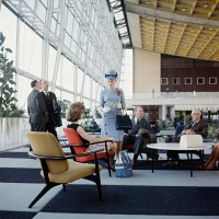 Stunning Images of Mid-Century Modern Airport Interiors – Flavorwire
