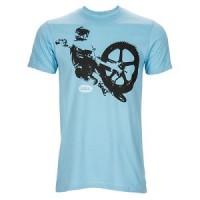 Bell Powersports Tee Jumper Light Blue T-Shirt