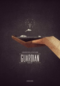 The Guardian Poster by ripplgames | Inspiration DE