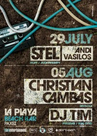 Stel Christian Cambas Poster by SeBDeSiGN on deviantART | Inspiration DE