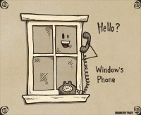 Window's Phone - Brainless Tales