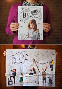 Poster/Annual Report for Children's National, Washington DC by Levine DC | Inspiration DE