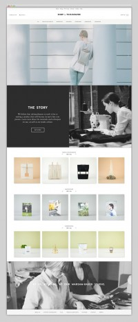 User Interface / This is paper shop