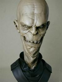 maddam - gobelin (zbrush sculpt) | Zbrush | Pinterest