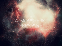 Atmospheric Pressure Album Cover by Jeremey Fleischer